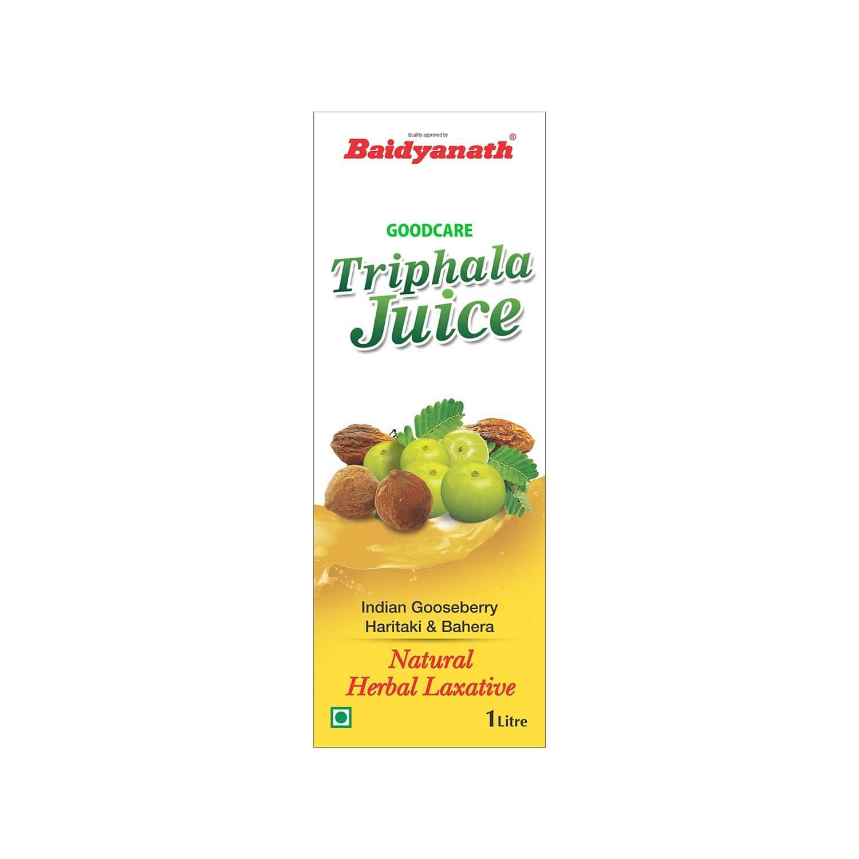 Baidyanath Triphala Health Juice Bottle Of 1 L