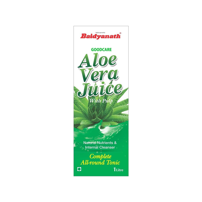 Baidyanath Aloe Vera Health Juice Bottle Of 1 L