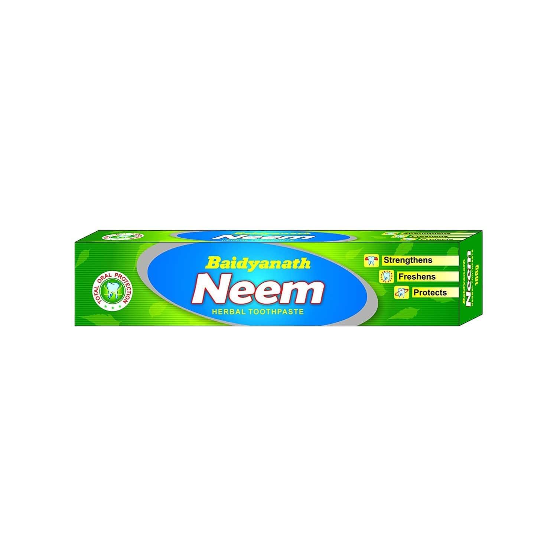 Baidyanath Neem Toothpaste - 100 Gm