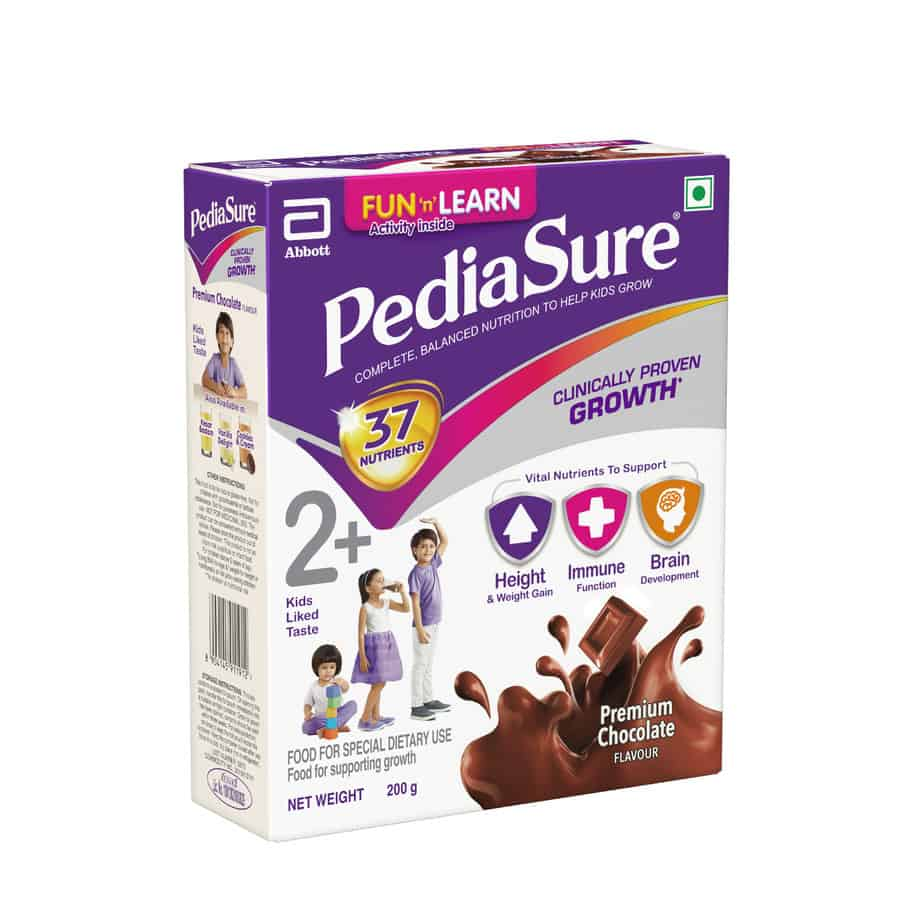Pediasure Premium Chocolate Refill - 200gm