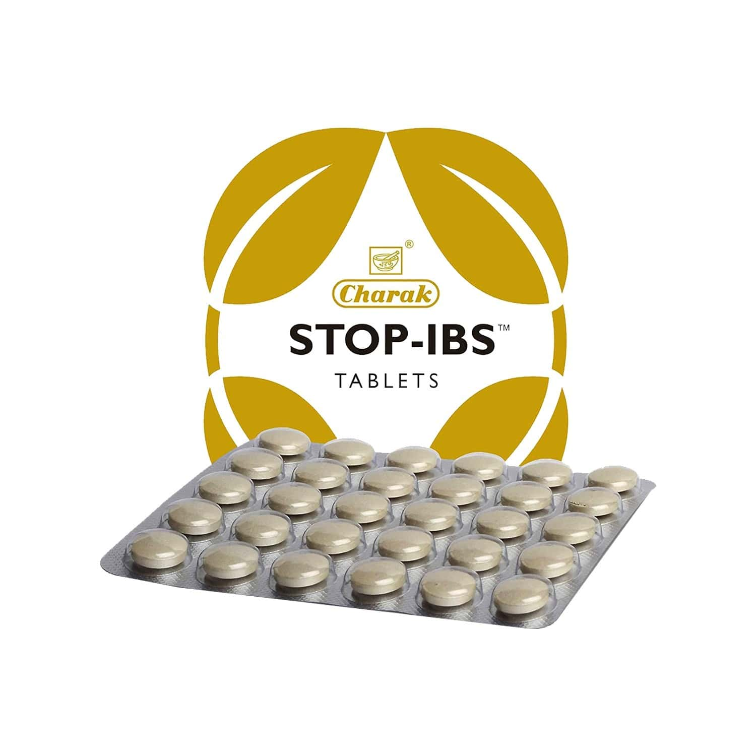 Charak Stop-ibs Tablets