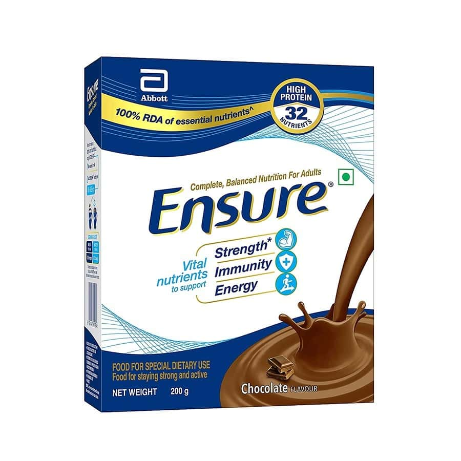 Ensure Chocolate Nutrition Drink Refill Of 200 G