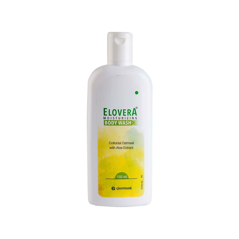 Elovera Moisturizing Body Wash Bottle Of 150 Ml