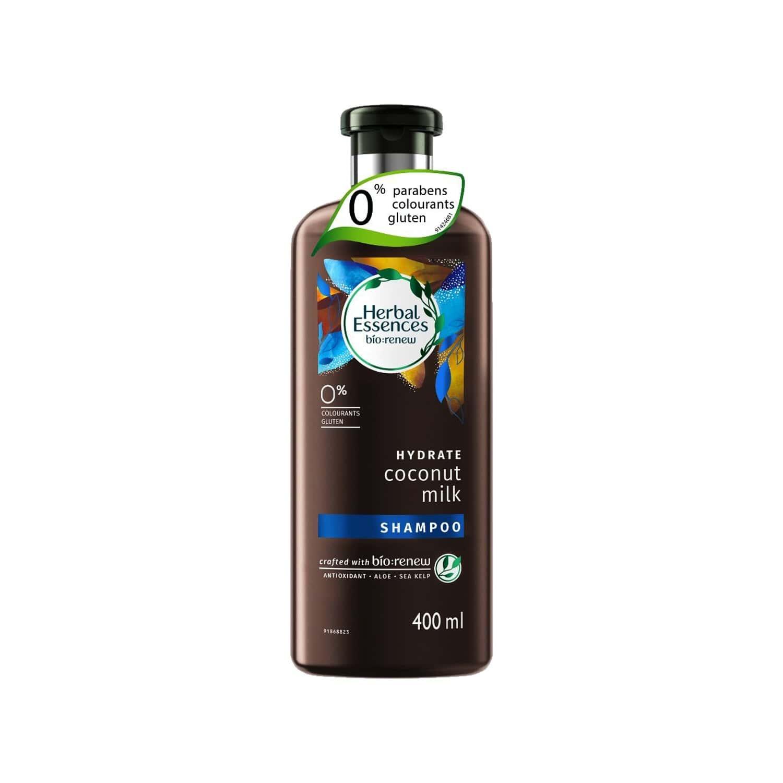 Herbal Essences Bio Renew Hydrate Coconut Milk Shampoo - 400ml