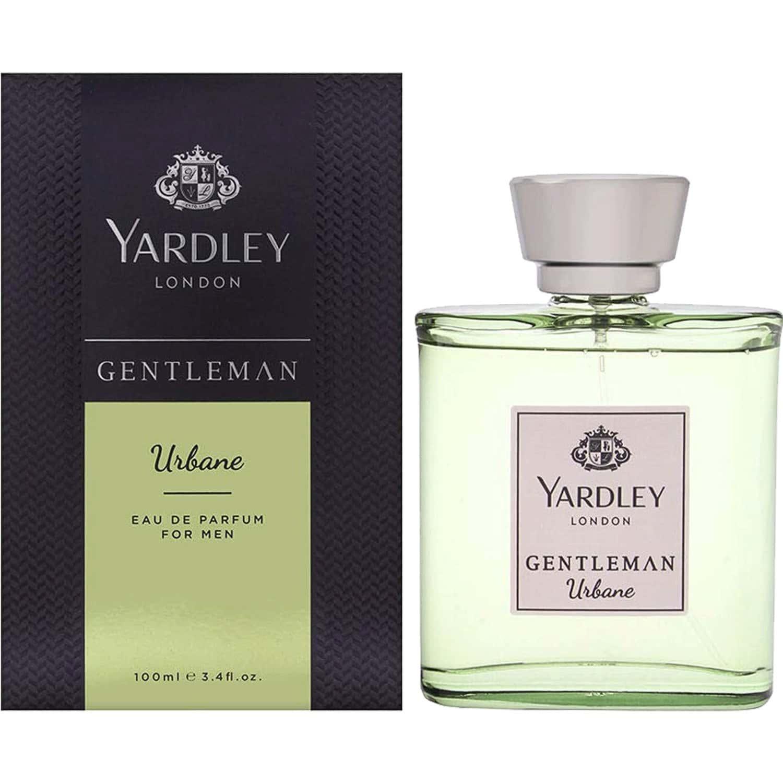 Yardley London Gentleman Urbane Perfume Eau De Toilette - 100 Ml