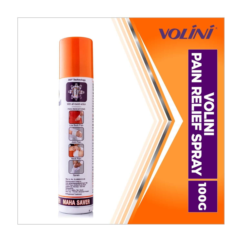 Volini All Round 360 Action Spray 100gm