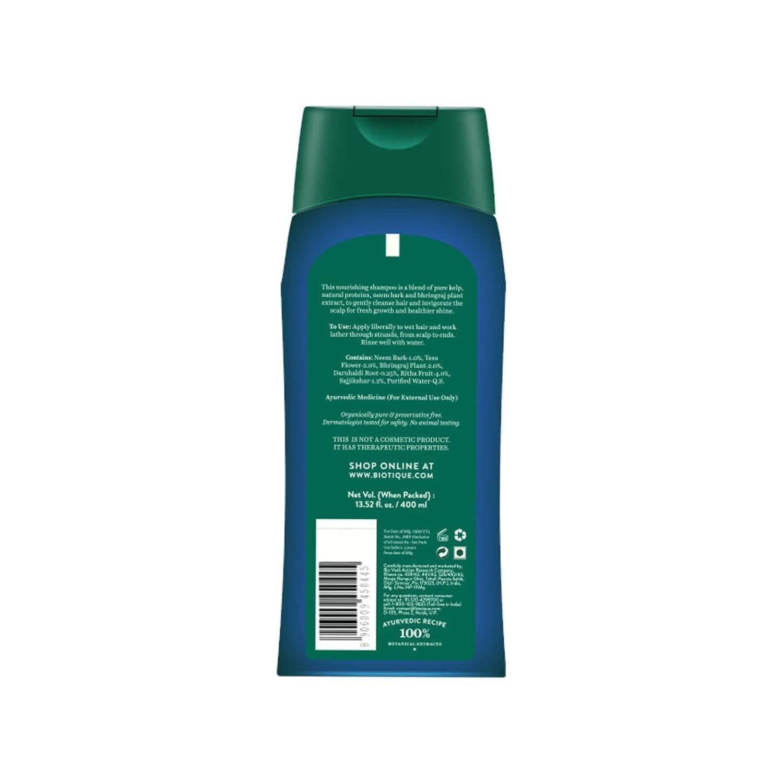 Biotique Bio Kelp Protein Shampoo For Falling Hair Intensive Hair Growth Treatment - 340 Ml