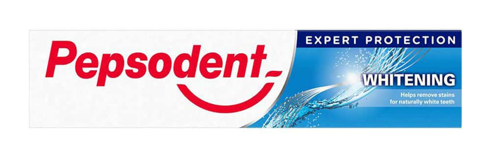 Pepsodent Expert Protection Whitening  Toothpaste  Tube Of 140 G