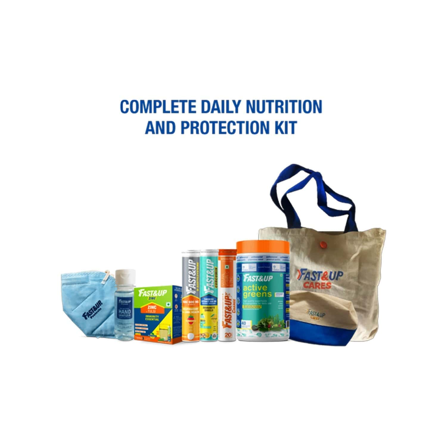 Fast&up Complete Immunity Protection Kit