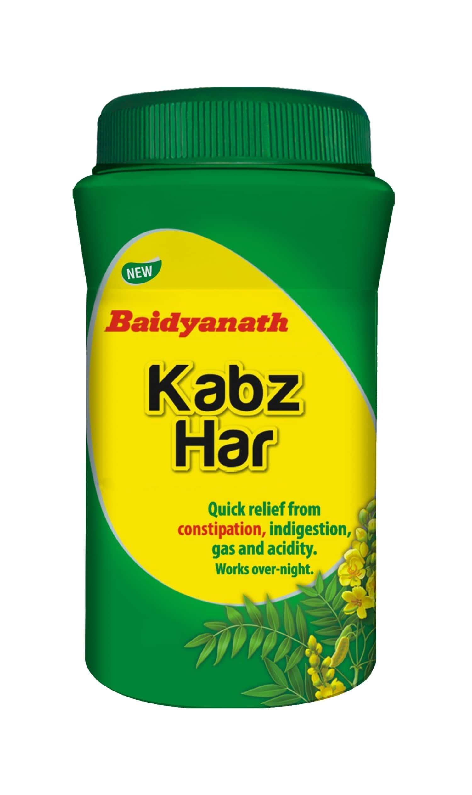 Baidyanath Kabzhar Bottle Of 100 G