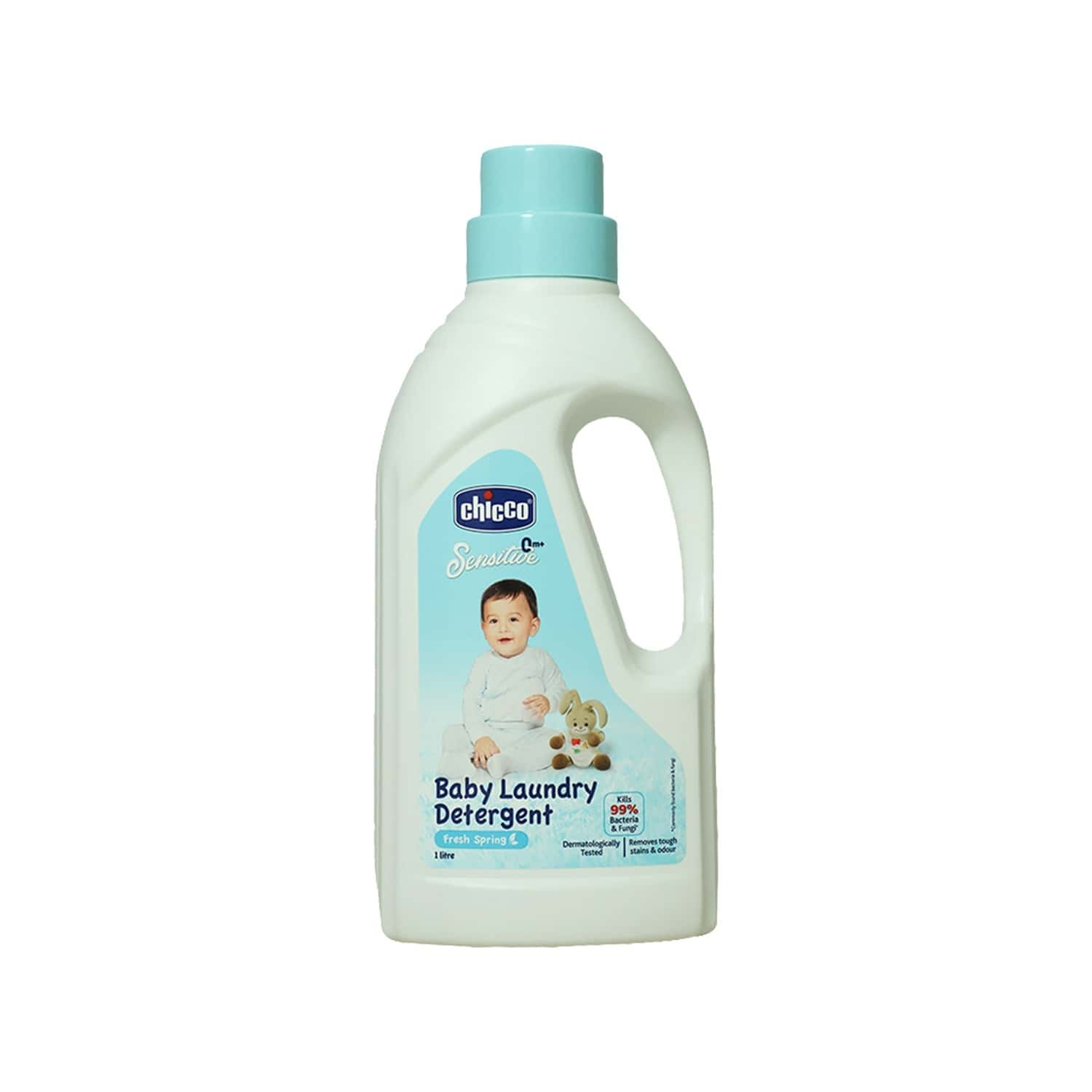 Chicco Baby Fresh Spring Laundry Detergent Bottle Of 1000ml