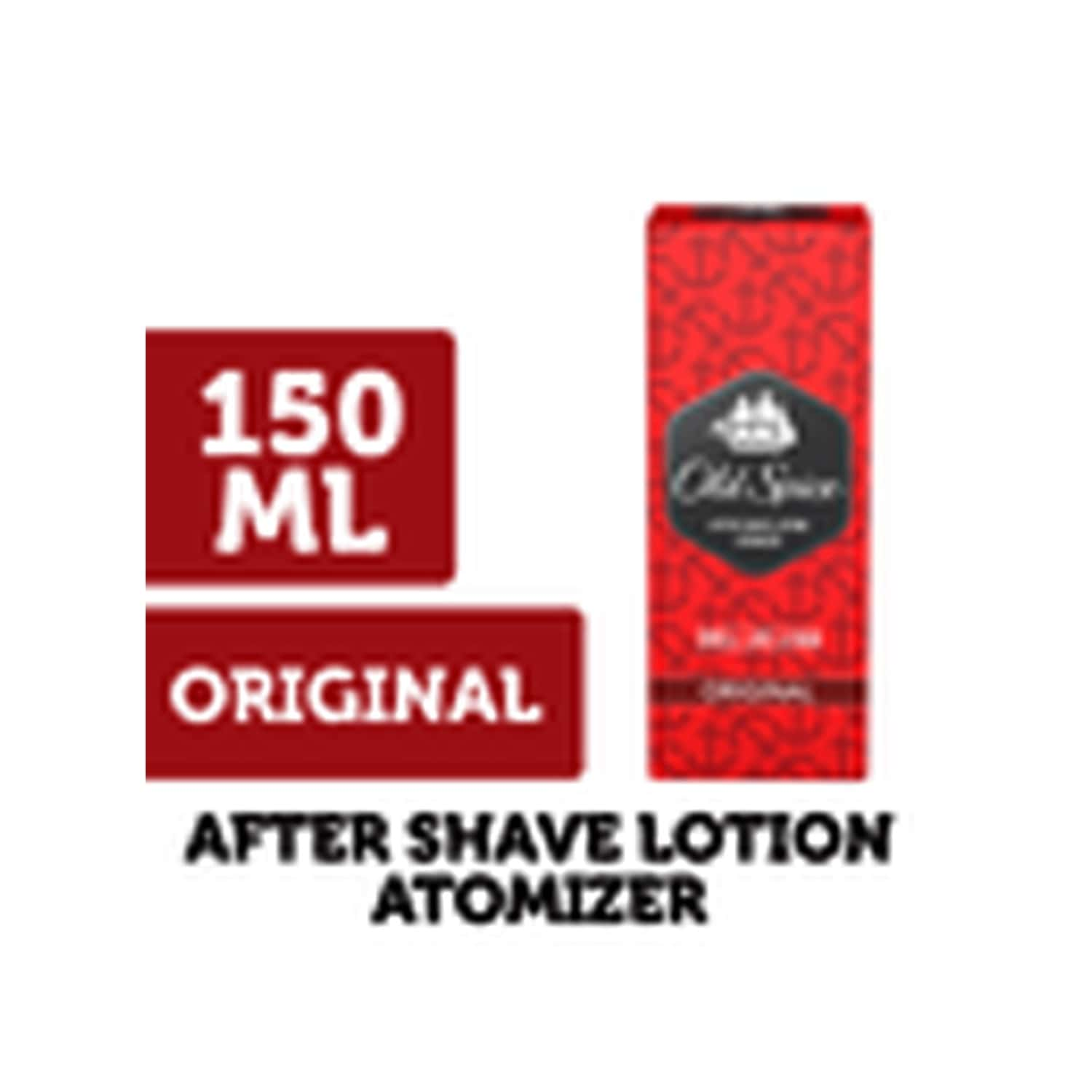 Old Spice After Shave Lotion ( Atomizer Original ) -150ml