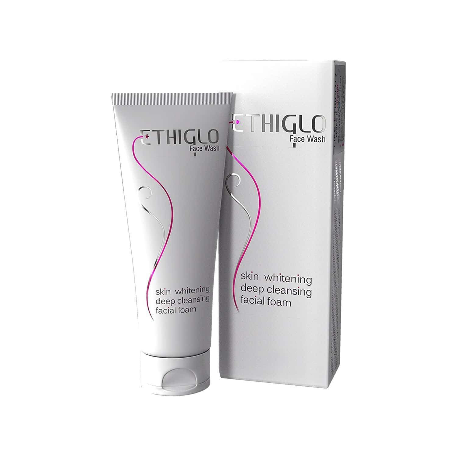 Ethiglo Skin Whitening Face Wash - 70 Ml