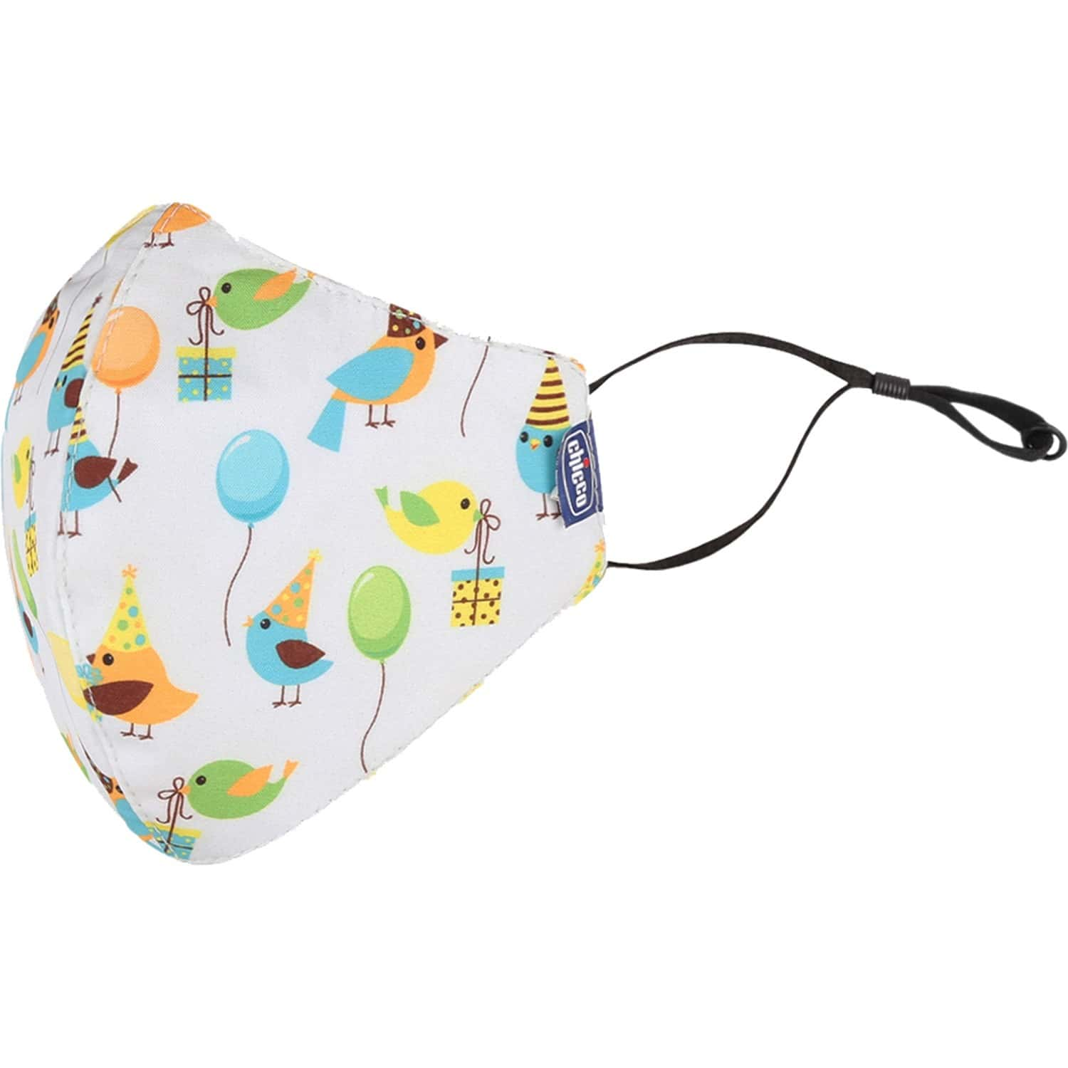Chicco Kids Face Mask 3-6y Bird - 1pc