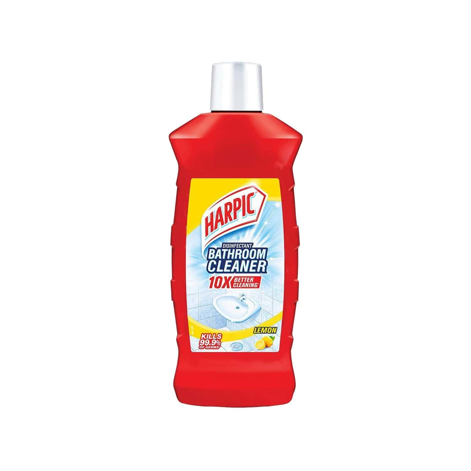 Harpic Lemon Bathroom Cleaner  Bottle Of 200 Ml