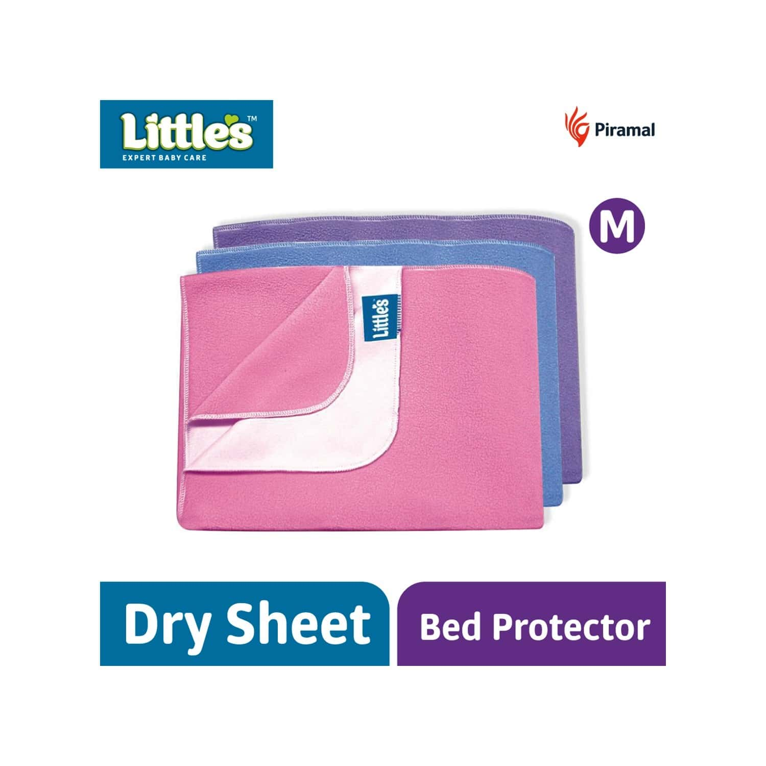 Little's Easy Dry Bed Protector - Medium