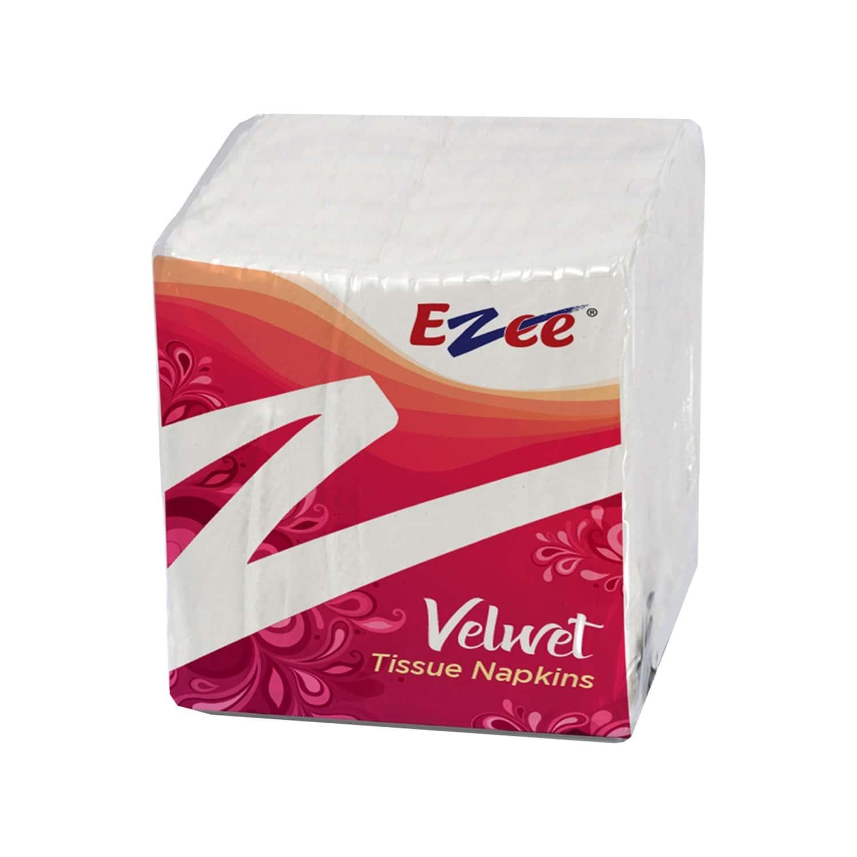 Ezee Velwet Tissue Paper Packet Of 100 's