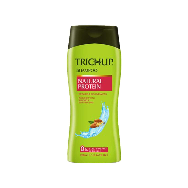 Trichup Natural Protein Shampoo 200 Ml