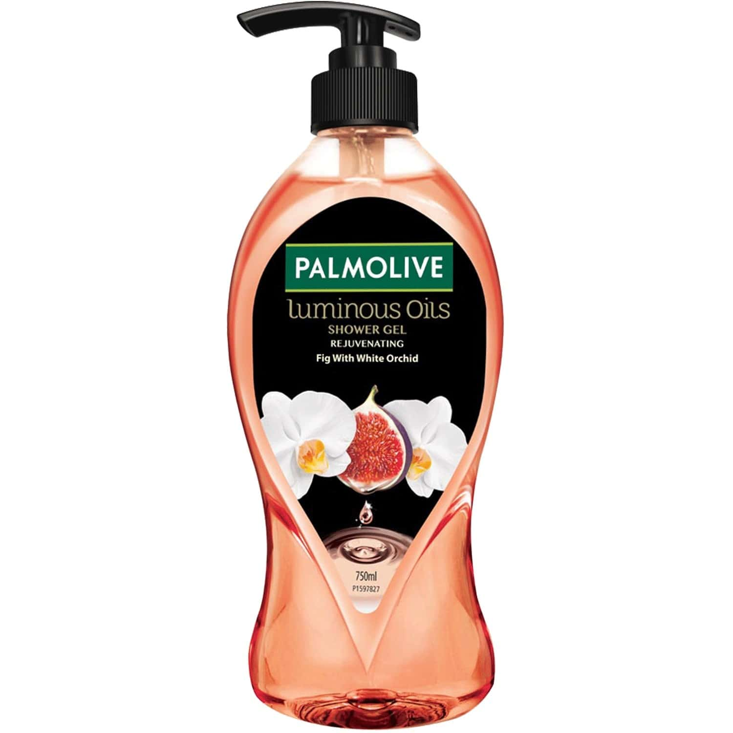 Palmolive Luminous Oils Invigorating Liquid Hand Wash Refill Pack With Macadamia Oil And Peony Extracts - 750 Ml