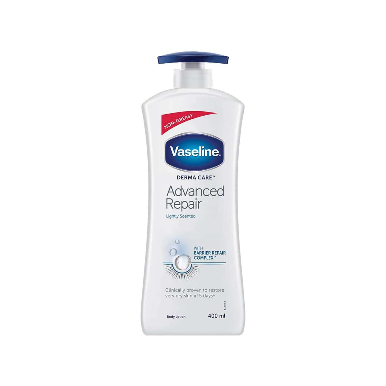 Vaseline Derma Care Advanced Repair Body Lotion Bottle Of 400 Ml