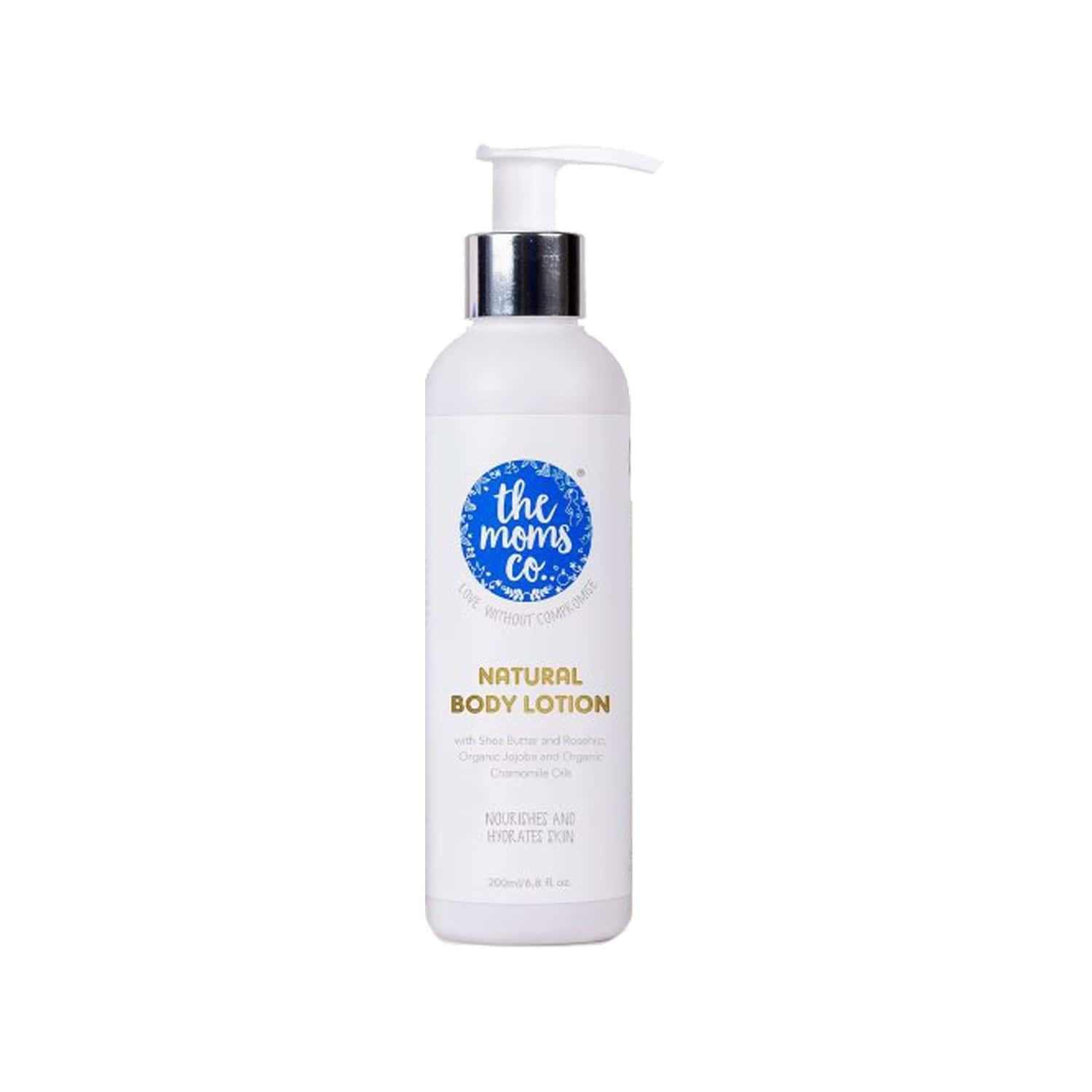 The Moms Co. Natural  Body Lotion  Bottle Of 200 Ml