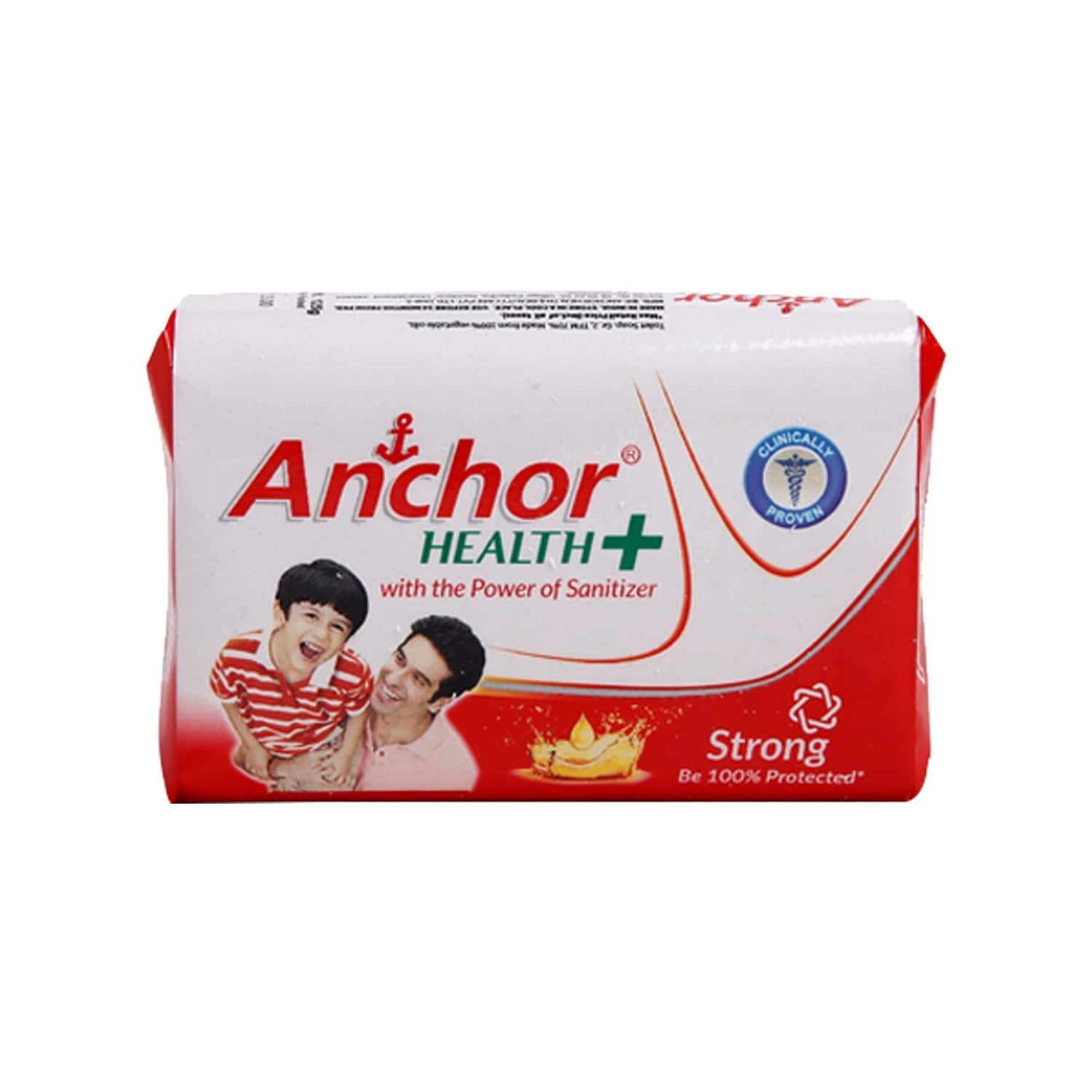 Anchor Strong Health Soap Pack Of 500 G