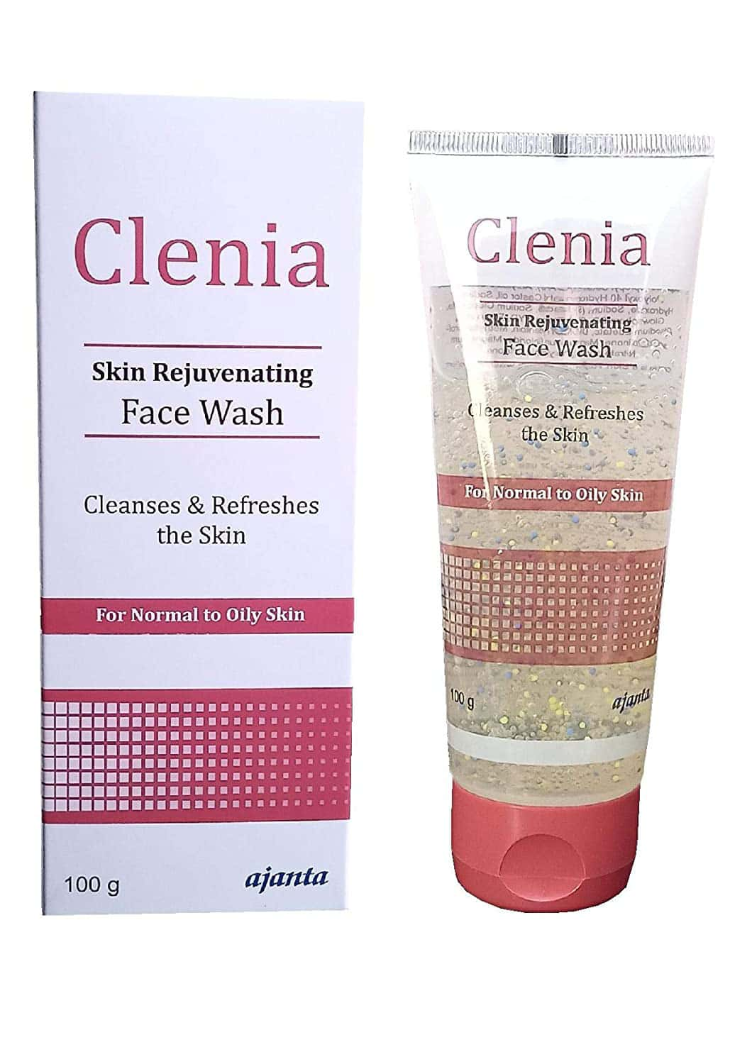 Clenia  Face Wash  Tube Of 100 G