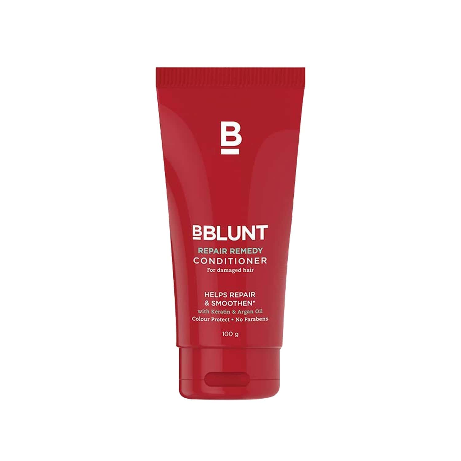 Bblunt Repair Remedy Conditioner For Damaged Hair - 100 Gm