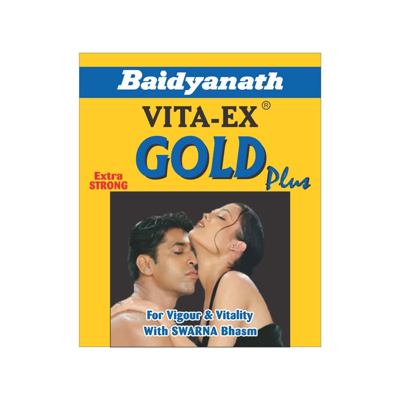 Baidyanath Vita-ex Gold Plus  Capsules  Box Of 10