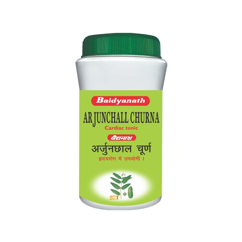 Baidyanath Arjunchall Churna    Bottle Of 100 G
