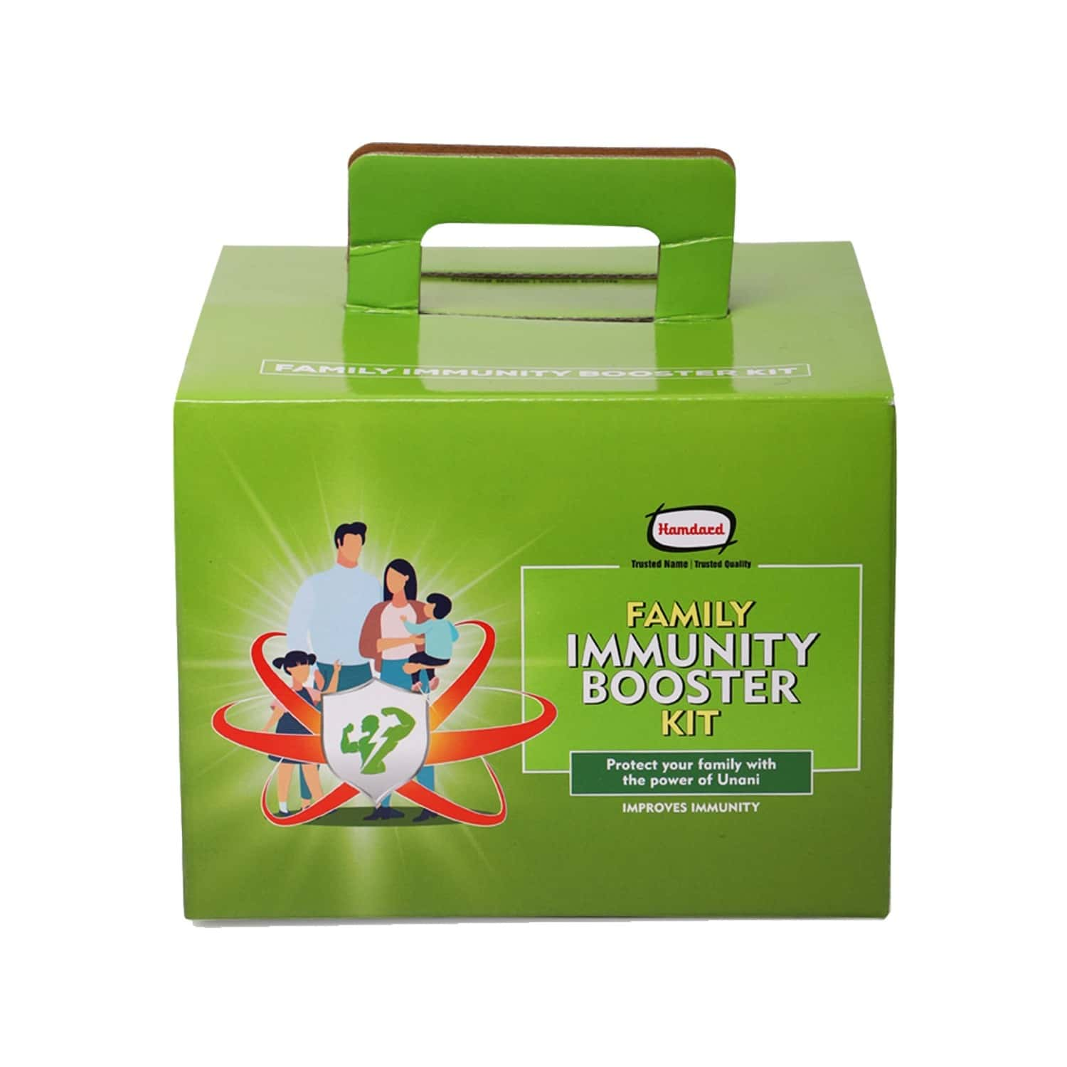 Hamdard Family Immunity Booster Kit - 870g
