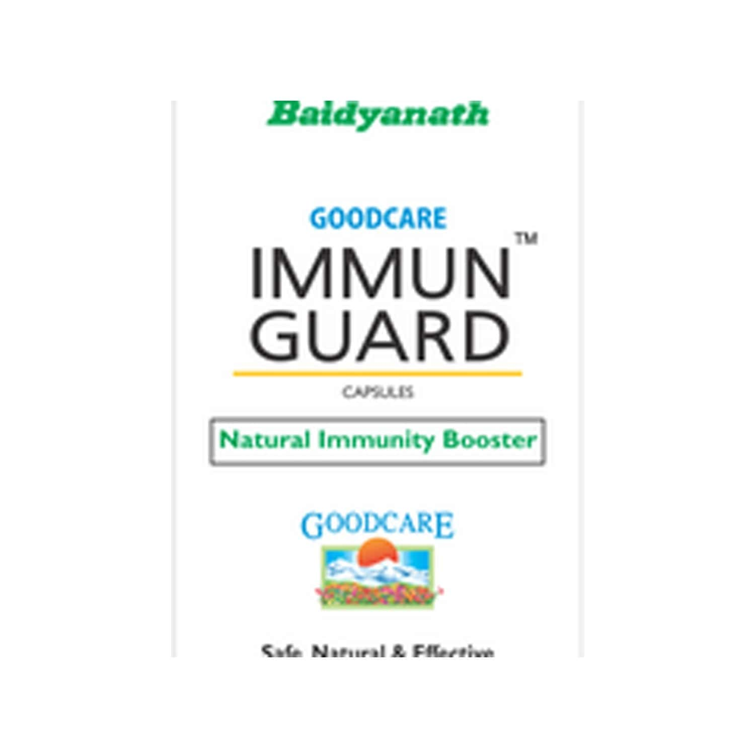 Goodcare Immun Guard - 60no's