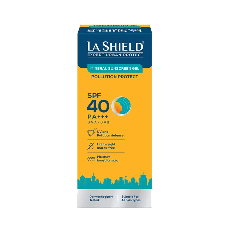 La Shield Urban Prot Spf40-50gm