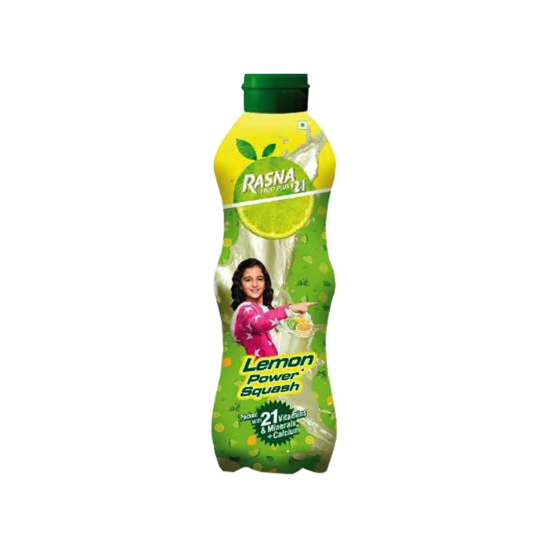 Rasna Squash 750 Ml, Lemon