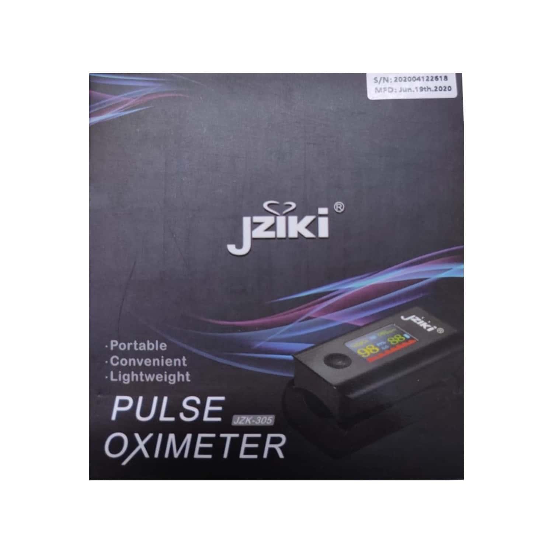 Jziki Prem Pulse Oximeter
