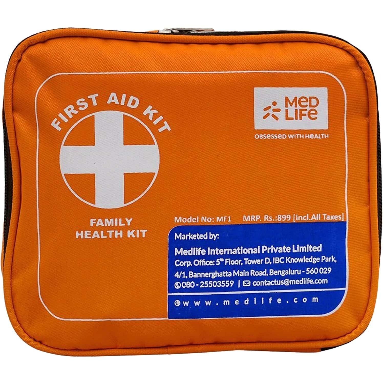 Medlife First Aid Kit Box Large 63