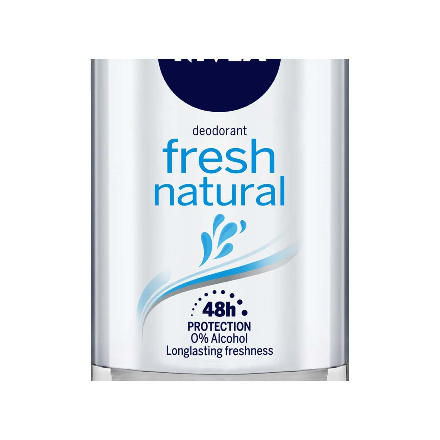Nivea Fresh Natural Roll On - 50 Ml