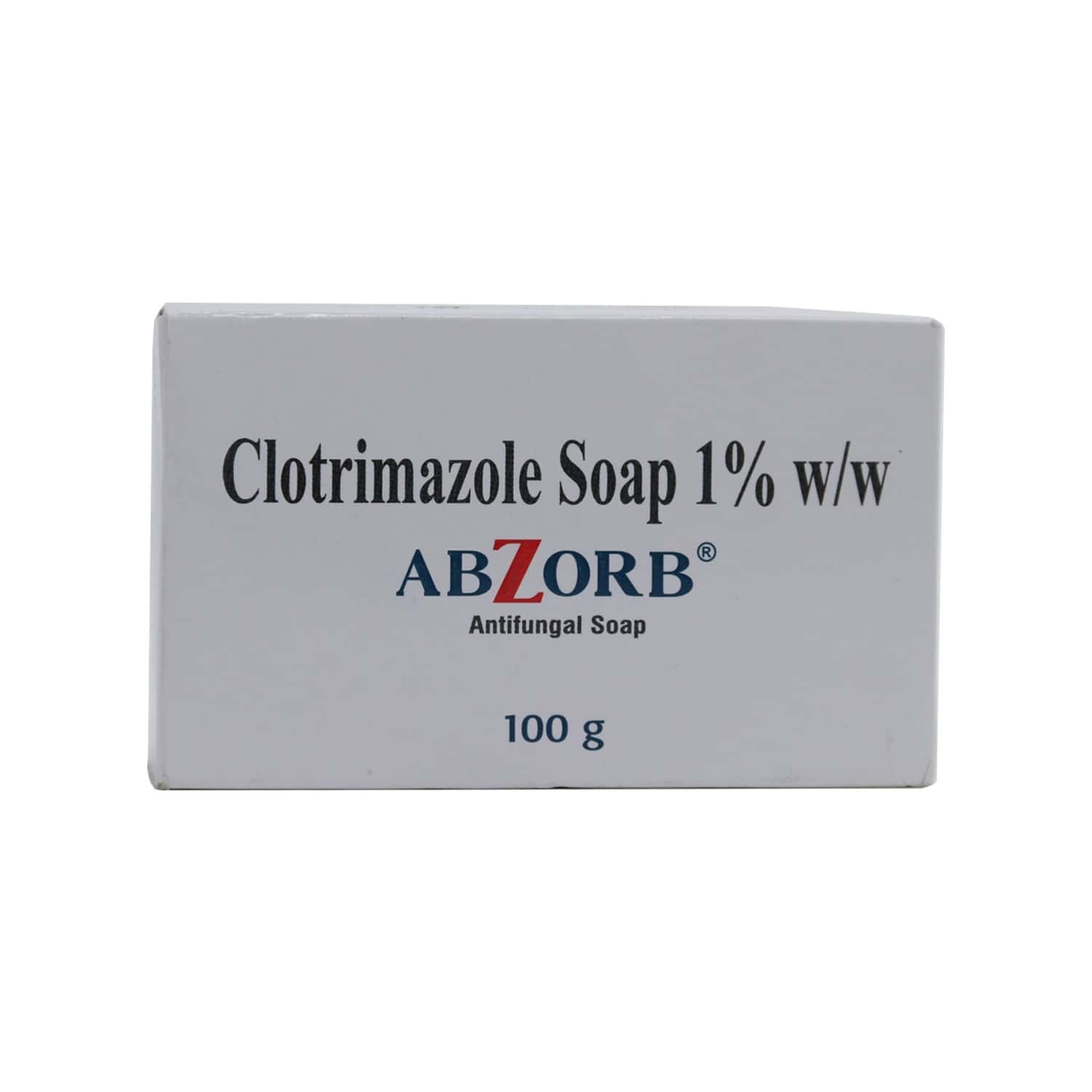 Abzorb  Anti Fungal Soap  Wrap Of 100 G