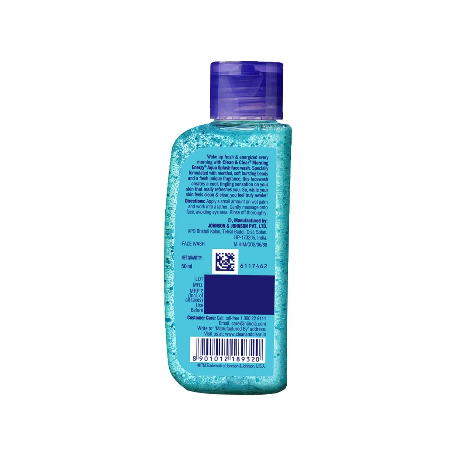 C&c Morning Energy Aqua Splash 50ml
