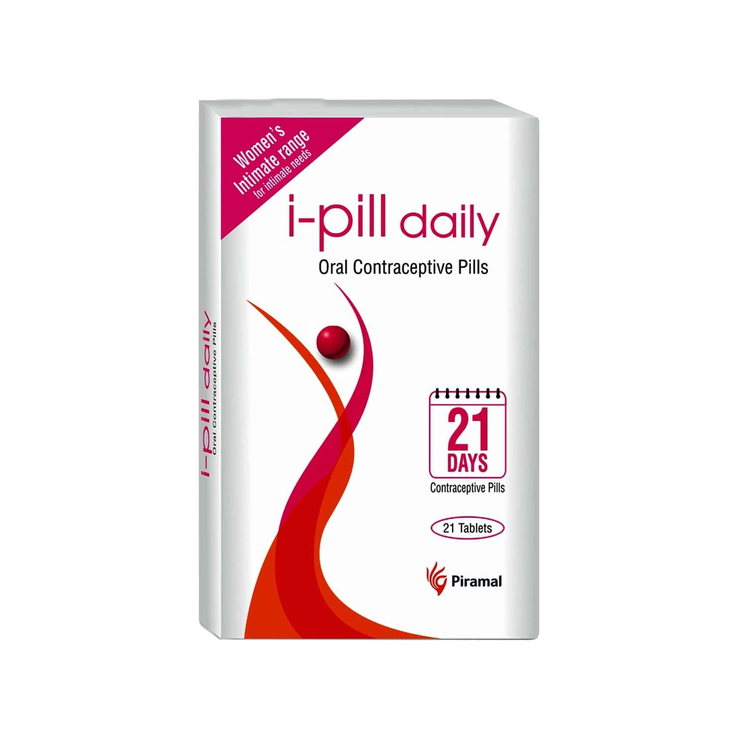 I-pill Daily Oral Contraceptive Pills For 21 Days
