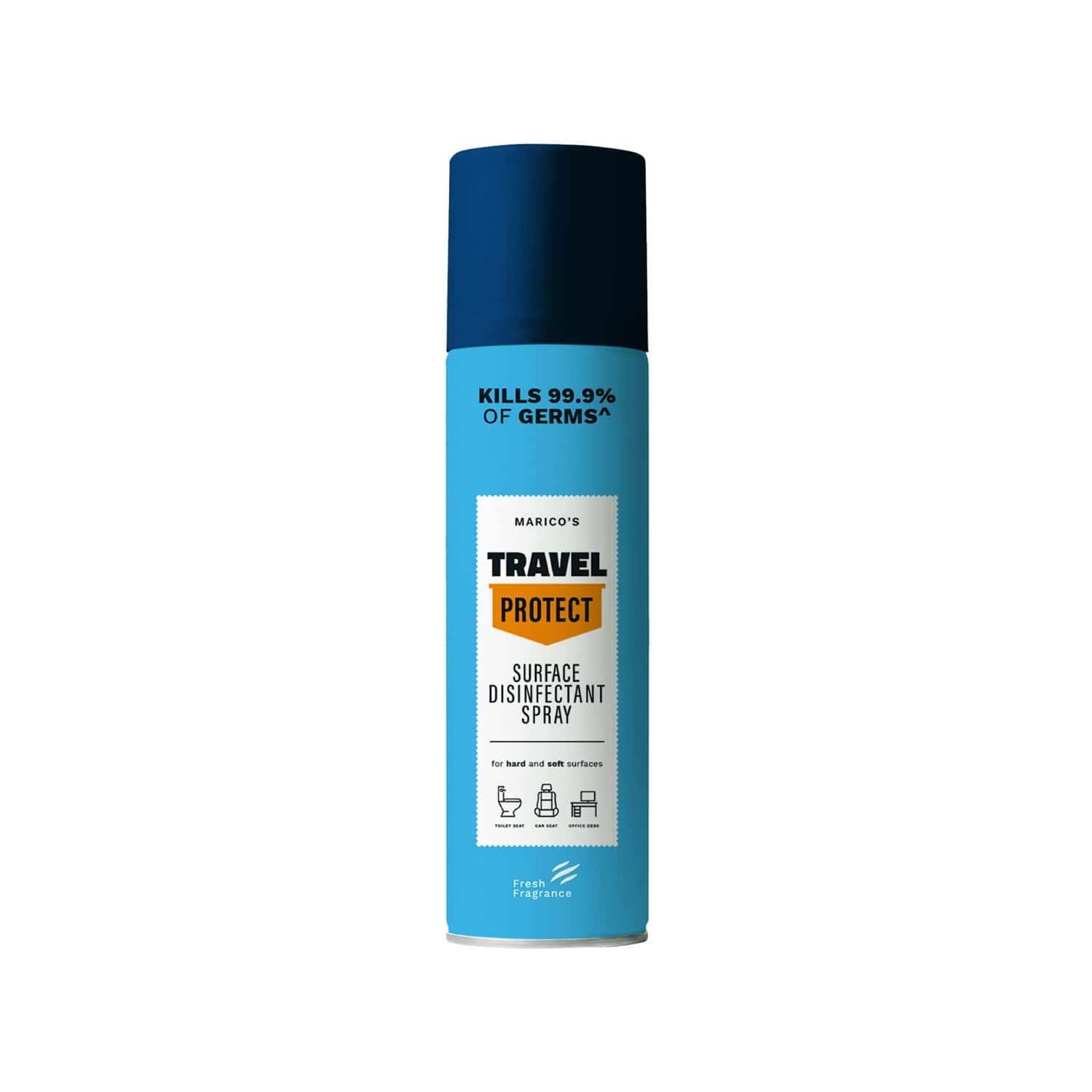 Marico's Travel Protect Surface Disinfectant Spray, 75 Ml