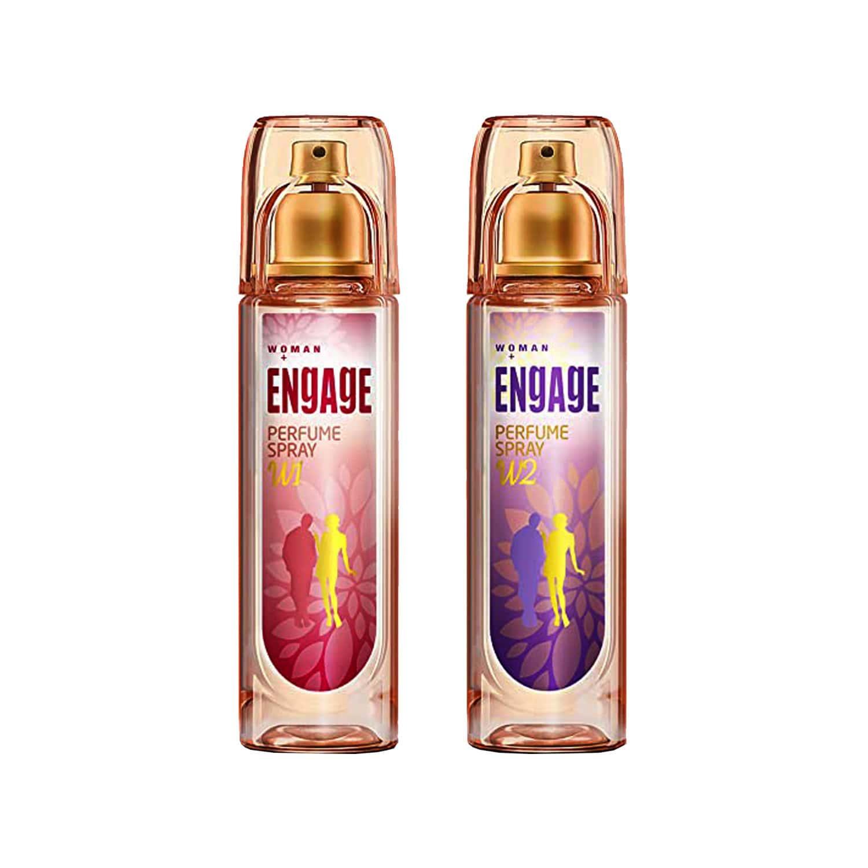 Engage W2 Perfume Spray For Women - 120ml
