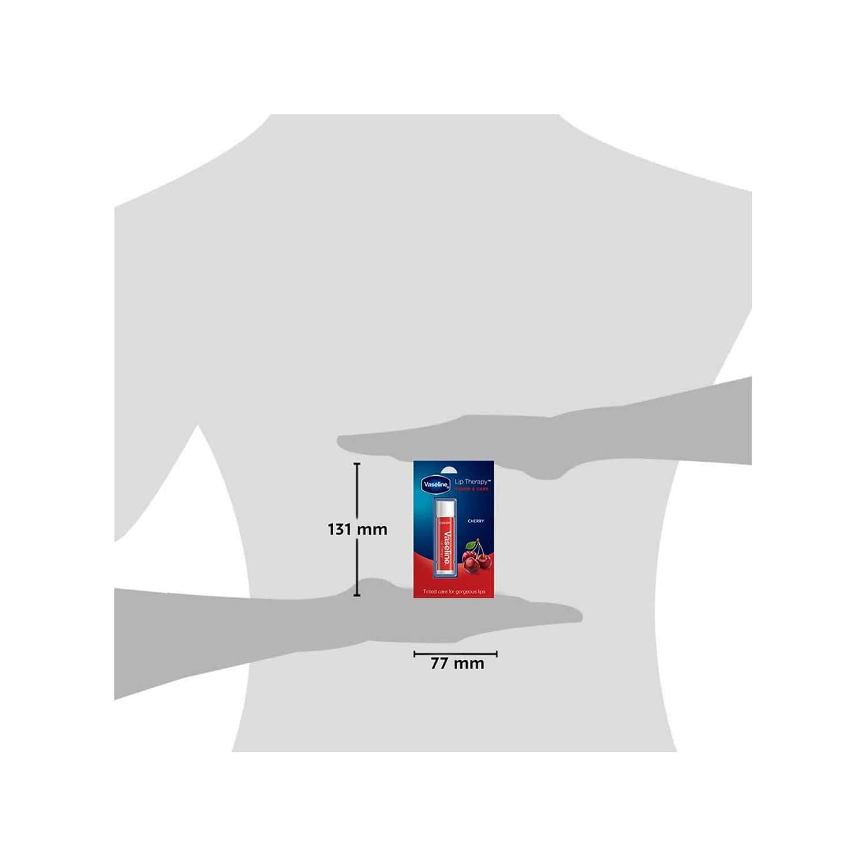 Vaseline Color & Care Cherry Chapstick-4.5 G
