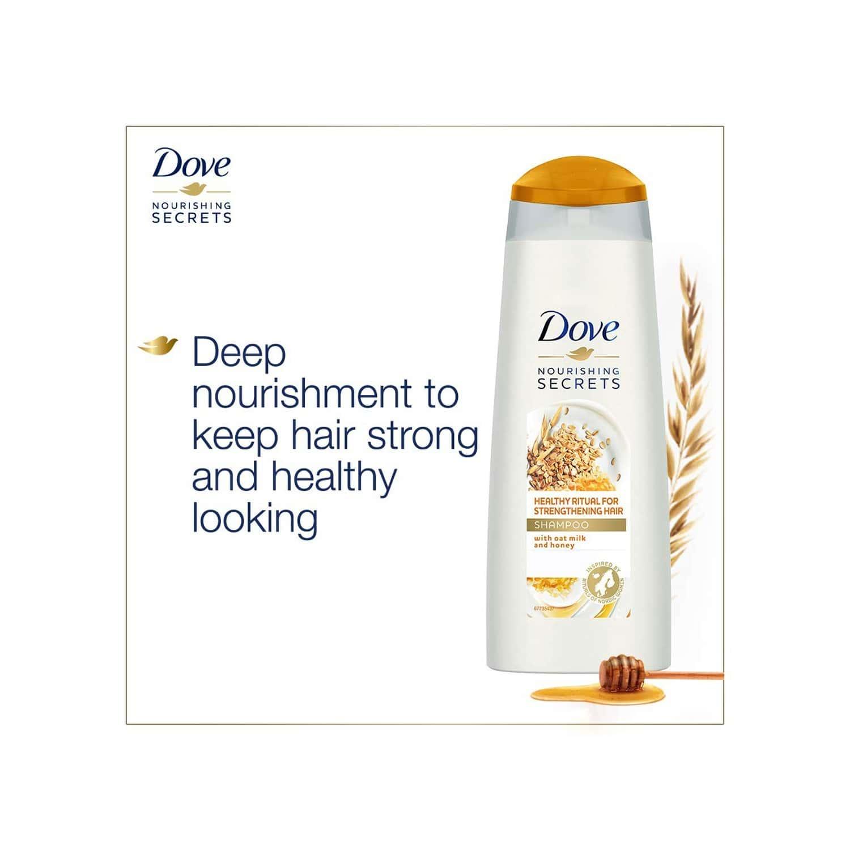 Dove Healthy Ritual For Growing Hair Shampoo-180 Ml