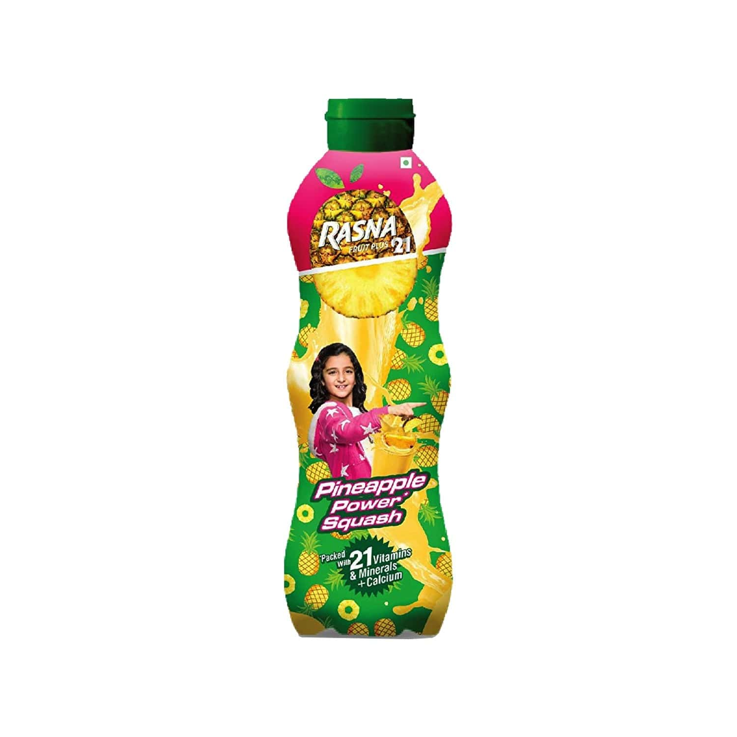 Rasna Squash 750 Ml, Pineapple