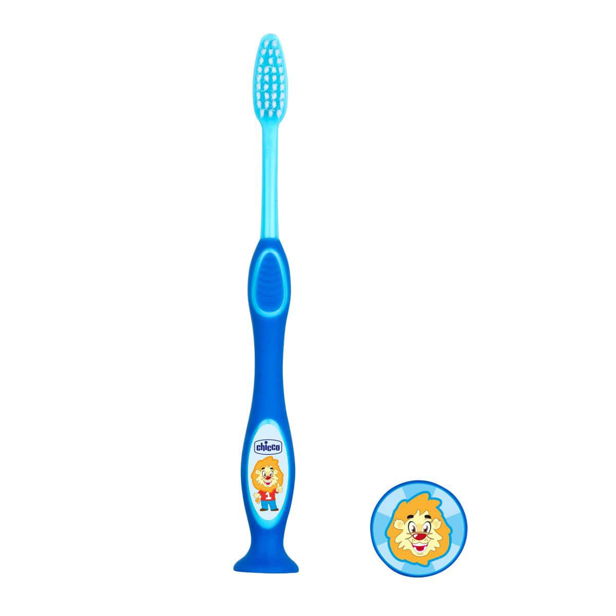 Chicco Toothbrush 3y-6y Blue