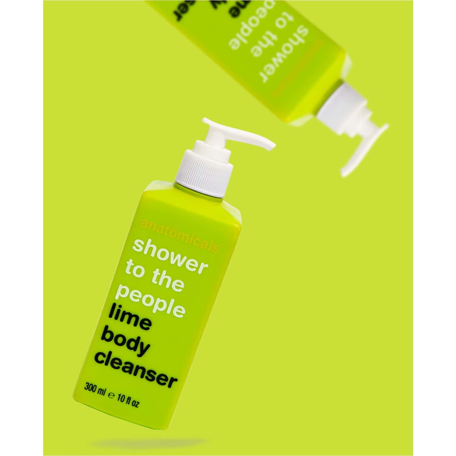Anatomicals Lime Body Cleanser - 300 Ml