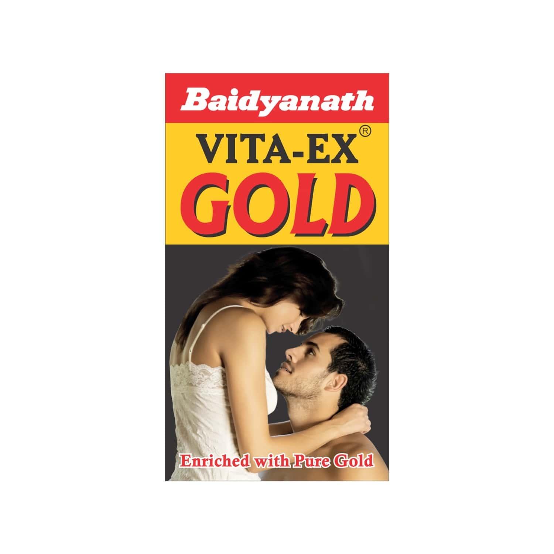 Baidyanath Vita-ex Gold  Capsules  Box Of 20