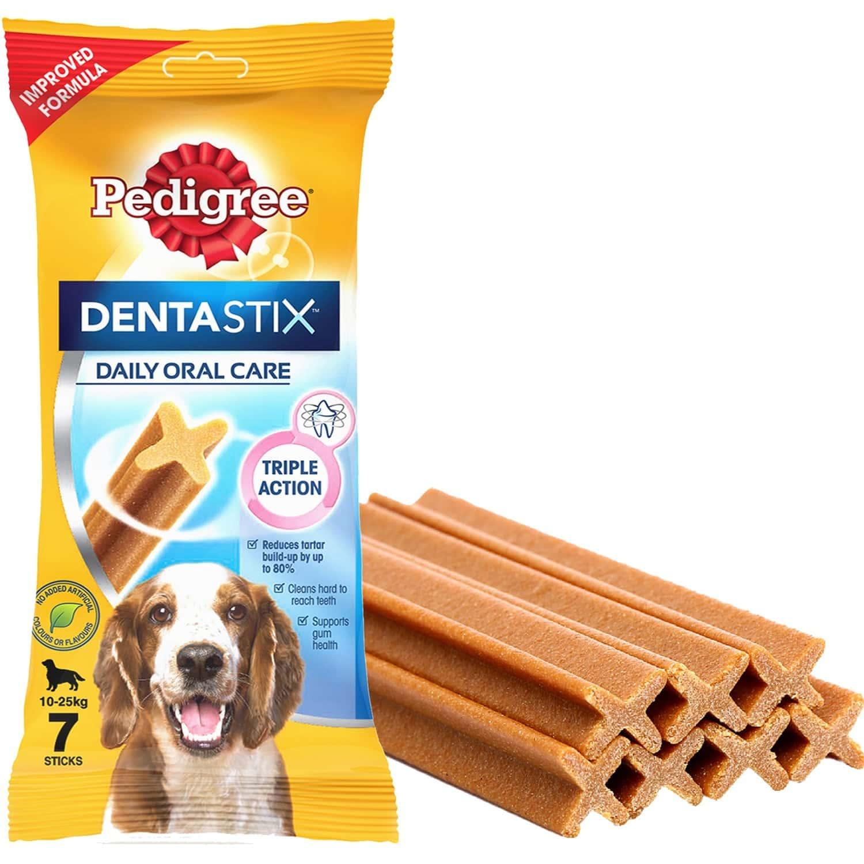 Pedigree Dentastix Moni Large Pp 270g