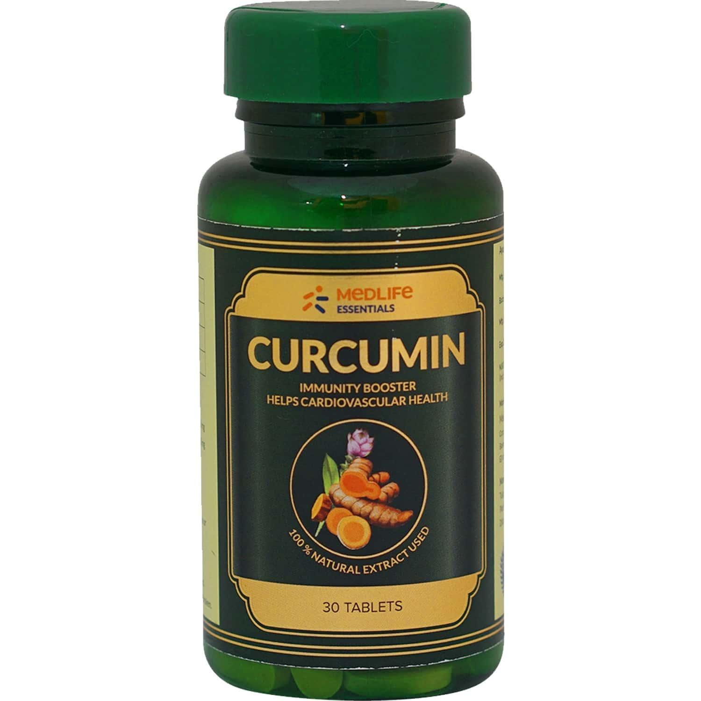 Medlife Essentials Curcumin Tablet 30